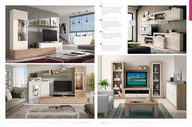 Tendencia de muebles 2017 blog de in casas inmobiliaria for Muebles inca
